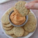 Sesame & Chia Seed Crackers