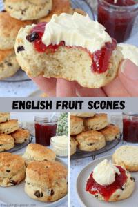 Fruit Scones