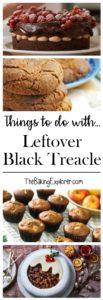 Leftover black treacle