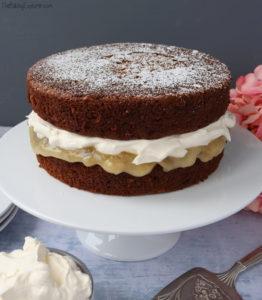 Ginger & Lemon Cake