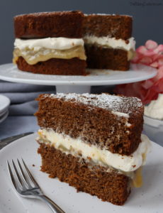 Ginger & Lemon Cake