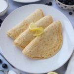 Traditional English Pancakes