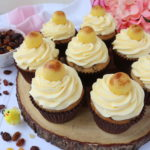 Easter Simnel Cupcakes