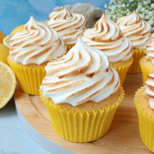 Lemon Meringue Cupcakes