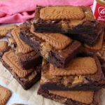 Biscoff Brownies