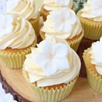 Lemon & Elderflower Cupcakes