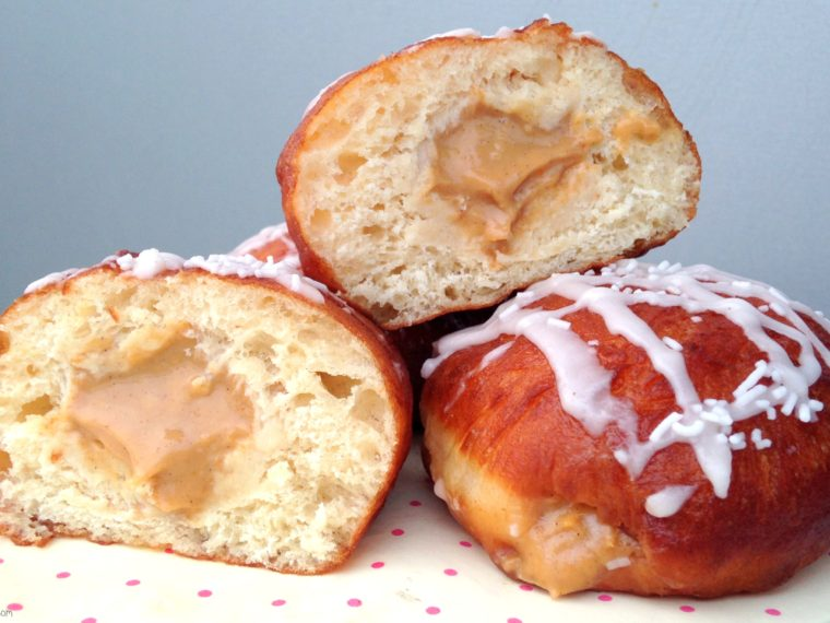 Pumpkin Custard Donuts: GBBO Week #8