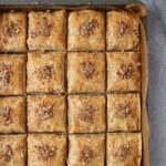 Salted Caramel & Pecan Baklava