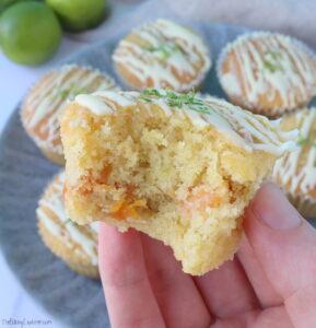 Mango & Lime Muffins