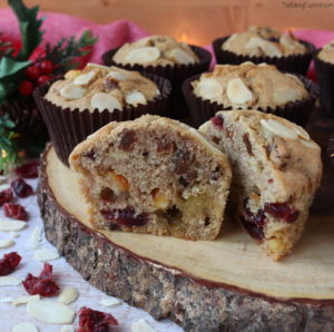 Stollen Muffins