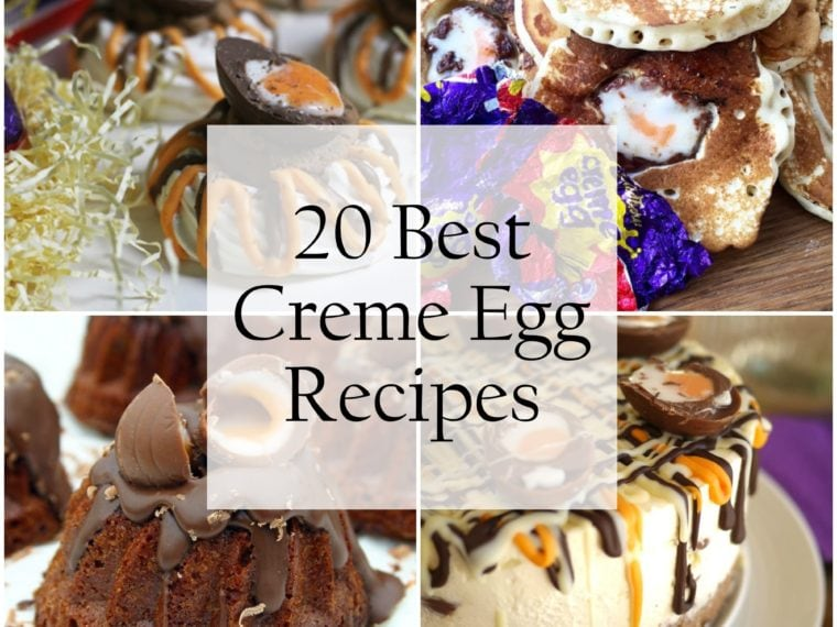 20 Best Creme Egg Recipes