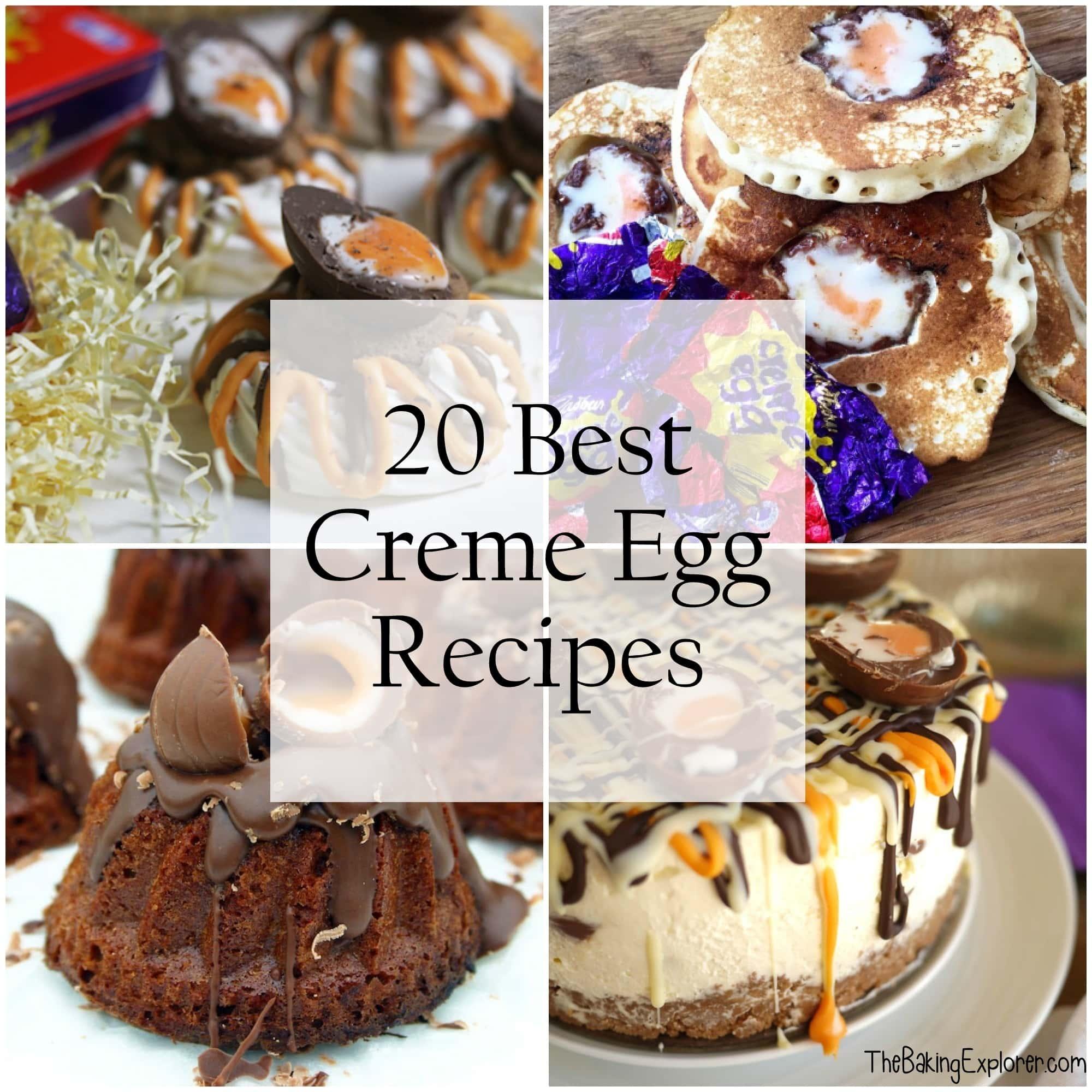Best Creme Egg Recipes