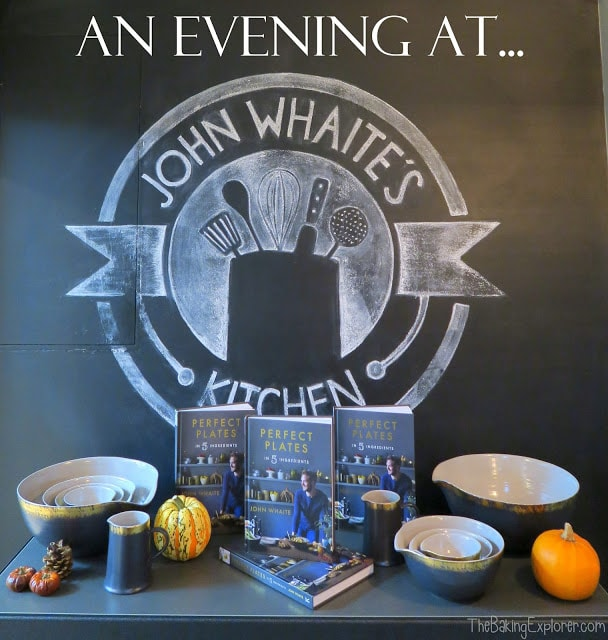 An Evening at John Whaite's Kitchen