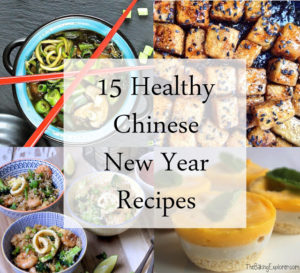 Healthy Chinese New Year Recipes