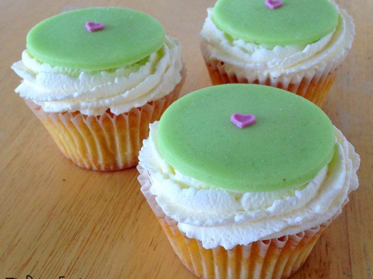 Swedish Princess Cupcakes (Gluten Free)