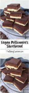 Vegan Millionaire's Shortbread