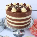 Ultimate Marble Cake