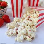 Eton Mess Popcorn