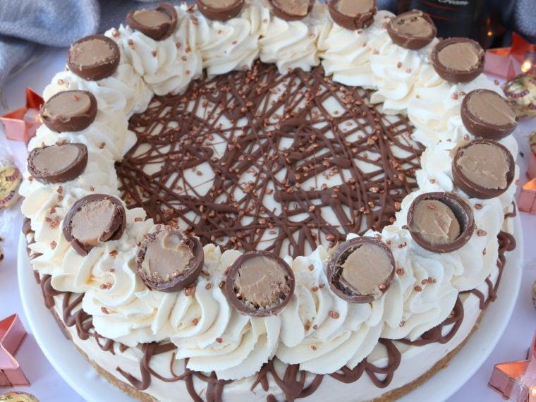 Baileys Cheesecake (No Bake)