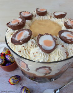 Creme Egg Trifle