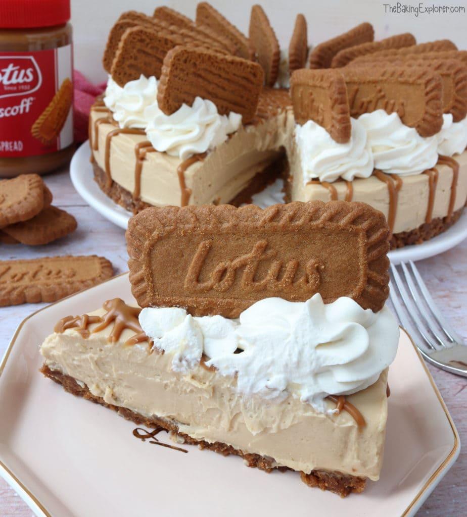 Biscoff Cheesecake