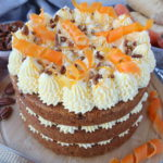 Autumn Vegetable Cake