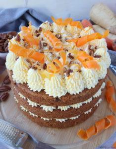 Autumn Vegetable Cake