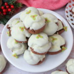 Christmas Pudding Chocolate Profiteroles