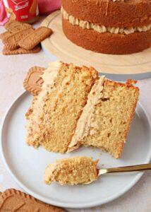 Biscoff Cake