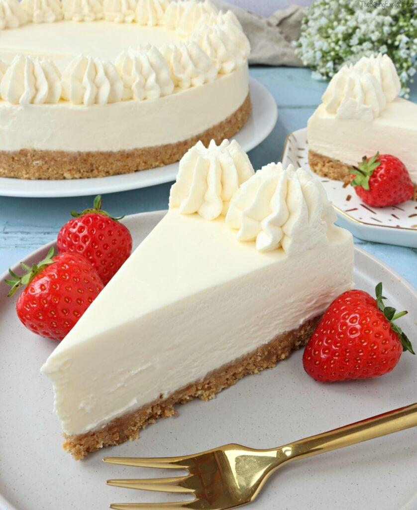 How to make a No Bake Cheesecake
