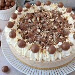 No Bake Maltesers Cheesecake