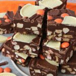 Chocolate Orange Rocky Road