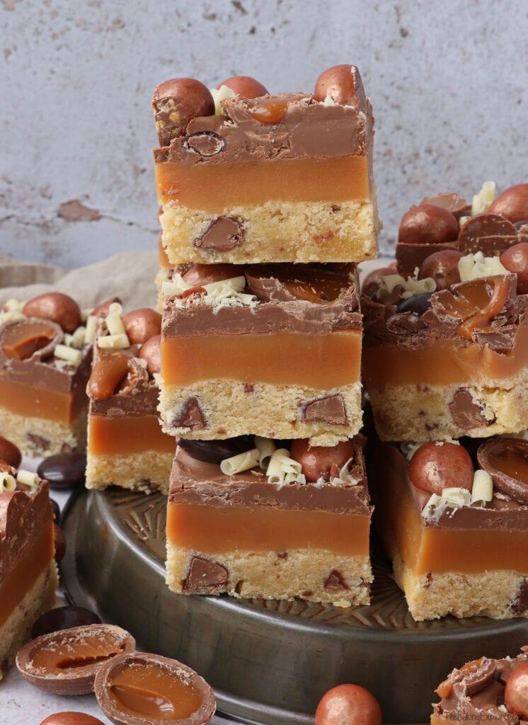 Galaxy Chocolate Millionaire's Shortbread