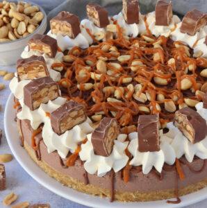 Snicker Cheesecake
